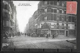 93 ST DENIS RUE DE LA REPUBLIQUE - Saint Denis