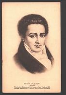 Robert Fulton - Personnages Historiques