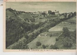 S. Raffaele Torinese Torino Panorama 1949 Affrancatura Interessante - Altri