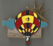 Pin's Pin's Club Flandre-Artois 1993 (montgolfière) - Montgolfières