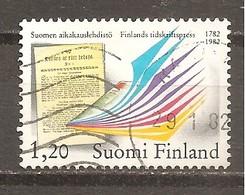 Finlandia-Finland Nº Yvert  856 (usado) (o) - Usados