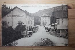 Saint Germain De Joux - Hôtel Reygrobellet - Autres Communes