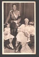 België / Belgique - Na Het Doopsel Van Prins Albert - Familles Royales