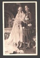 België / Belgique - HH. MM. Koning Leopold III En Koningin Astrid, Den Dag Van Hun Huwelijk - Familles Royales