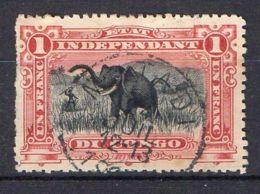 CONGO BELGE ( POSTE ) : Y&T N°  26  TIMBRE TRES TRES BIEN OBLITERE , VOIR - 1894-1923 Mols: Afgestempeld