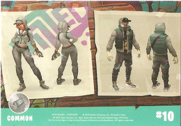 FORTNITE SERIES 1 TRADING CARDS PANINI 10 - Trading Cards