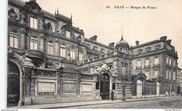 BANQUE DE FRANCE - LILLE : Banque De France - Tres Bon Etat - Banques