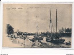 SAINT-SAVIVIEN-sur-CHARENTE : Port Aux Pierres - Etat - Francia