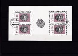 (K 4420a) Tschechoslowakei, KB 3062, Gest. - Blocks & Sheetlets