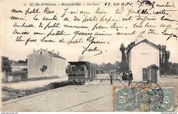 BOYARDVILLE : La Gare - Etat - France