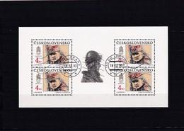 (K 4420b) Tschechoslowakei, KB 3059, Gest. - Blocks & Sheetlets