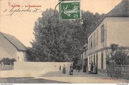 PAYNS : La Gendarmerie - Tres Bon Etat - Autres Communes