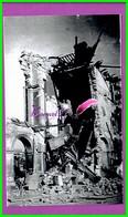 61 Orne ARGENTAN Reproduction Photo Papier - L'Intérieur De La Mairie Détruit Par L'artillerie Américaine En 1944 - Reproductions