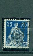 Schweiz, Indusrielle Kriegswirtschaft, Nr. 7 II Gestempelt - Dienstpost