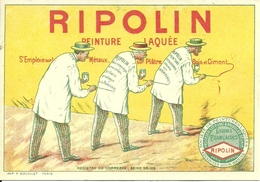 Ripolin, Peinture Laquée, Riproduzione C68, Reproduction, Illustrazione - Advertising