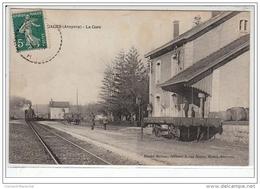 GAGES : La Gare - Très Bon état - Roquefort
