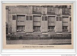 """FONTAINEBLEAU : Les Bureaux De L'Agent Du """"""""""""""""Logis"""""""""""""""" - Très Bon état - Fontainebleau"""