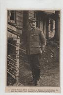Colonel Driant Député De Nancy Attaque Bois Des Caures - 1914-18