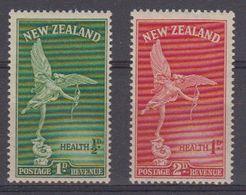 New Zealand 1947 Health / Statue Of Eros 2v ** Mnh (44132) - Nieuw-Zeeland