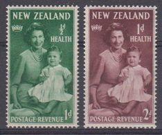 New Zealand 1950 Health 2v ** Mnh (44133) - Nieuw-Zeeland