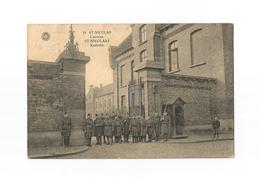 ST-NICOLAS  Caserne.  ST-NIKOLAAS  Kazerne (1920). - Sint-Niklaas