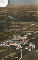 74 - Très Belle Carte Postale Semi Moderne Dentelée De CONTAMINE SUR AVRE   Vue Aérienne - Contamine-sur-Arve