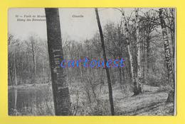 CPA CHAVILLE 92   Forêt De Meudon - L'Etang Des Ecrevisses - Chaville