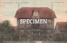 Kasteel M. Poullier - Wachtebeke - Wachtebeke