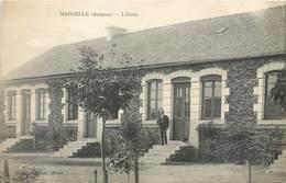 CPA 12 Aveyron Naucelle L'Ecole - France