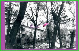 61 Orne ARGENTAN Reproduction Photo Papier - Sur Le Boulevard Mezeray Jardin Public La Maison Du Gardien M. Goudouin - Reproductions