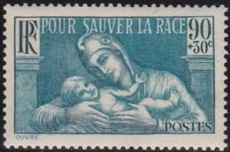 France  .   Yvert  .    419      .   **     .     Neuf SANS  Charniere  .  /   .   MNH - Neufs