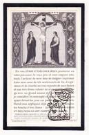 DP Notaris - Louis Leonard VandePutte ° Rumbeke Roeselare 1816 † 1904 X Juliana P. DelaHousse (° Moorsele ) - Images Religieuses