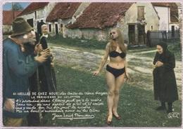 CPM - HUMOUR GRIVOIS - Femme Dénudée - Contes J.Louis BONCOEUR - Edition Roussel - Humour