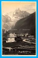 Chamonix Vers 1880 * Village Des Praz * Photo Albumine Frith - Voir Scans - Photographs
