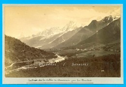Chamonix * Les Houches - Photo Albumine Neurdein Vers 1890 - Voir Scans - Photographs