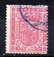 Sello Nº 230  España - 1889-1931 Reino: Alfonso XIII