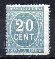 Sello Nº 235  España - Usados