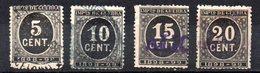 Serie  Nº 236/9  España - Usados