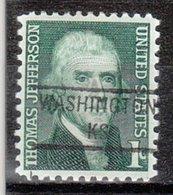 USA Precancel Vorausentwertung Preo, Locals Kansas, Washington 841 - Vereinigte Staaten