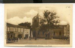 130819///CP Ancienne Du RHONE.....LONGESSAIGNE - France