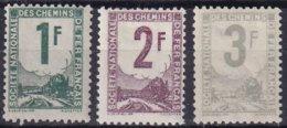 FRANCE - 3 Valeurs De 1944/7 Neuves TTB - Neufs