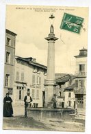 130819///CP Ancienne Du RHONE.....MONSOLS HOTEL PASSOT - France