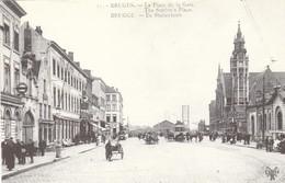 BRUGGE / STATIEPLAATS / STATION / TRAM / TRAMWAYS - Brugge