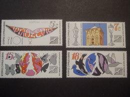 CYPRUS 1991 EUROPEAN YEAR OF TOURISM  MNH ** (IS30-TVN) - Idées Européennes