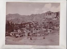 LEH RAJAS HOUSE  INDE INDIA   24*19CM Fonds Victor FORBIN 1864-1947 - Lieux