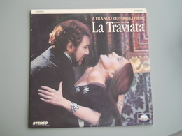 LASERDISC - PAL Italien  - La TRAVIATA - Autres Collections
