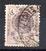 Sello  Nº 279  España - 1889-1931 Regno: Alfonso XIII