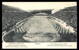 GRÈCE, Athènes, Jeux Olympiques Intercalés 1906, Stade - Jeux Olympiques
