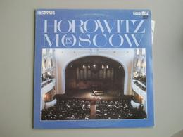 LASERDISC - PAL - HOROWITZ  In MOSCOW - CLASSIQUE - Autres Collections