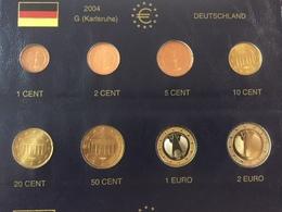 DUITSLAND 2004  G - 8 Stuks - Germany